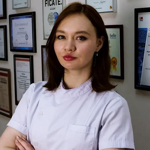 Лушникова Мария Александровна